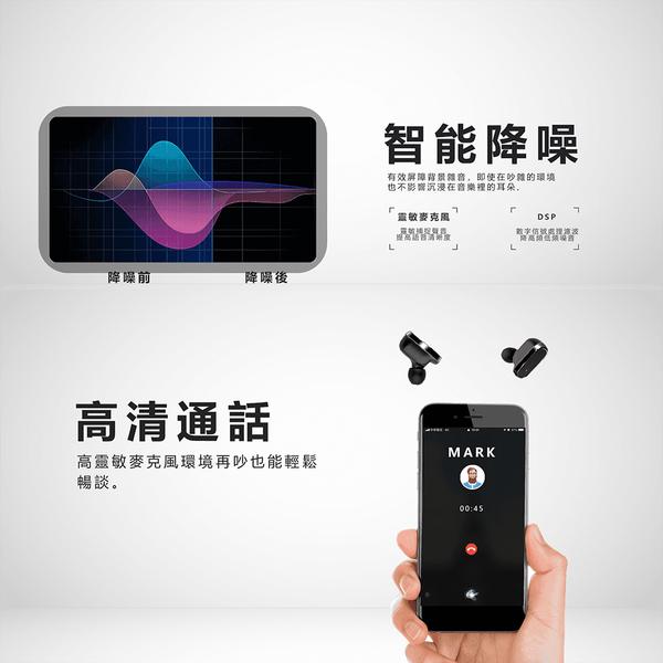 【94號鋪】TS7磁吸充電智能降噪真無線-經典黑