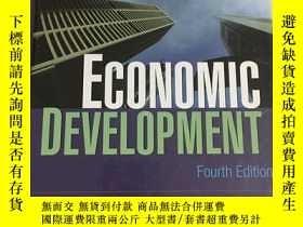 二手書博民逛書店Economic罕見DEVELOPMENT(Fourth Edition)Y292349 E.Wayne Na