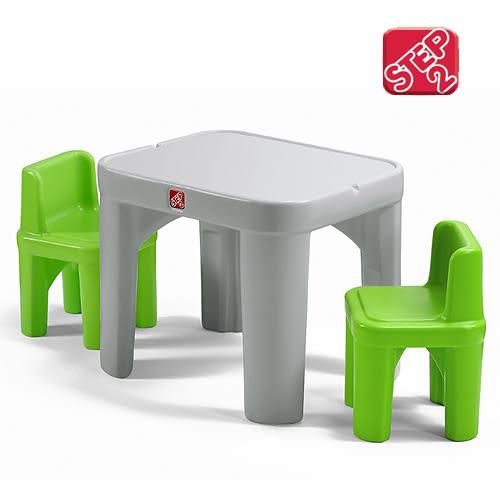 【美國 STEP2】妙家具-巧藝桌椅組 12008544