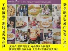 二手書博民逛書店Nosh罕見for Busy Mums and Dads: A Family Cookbook with Ever