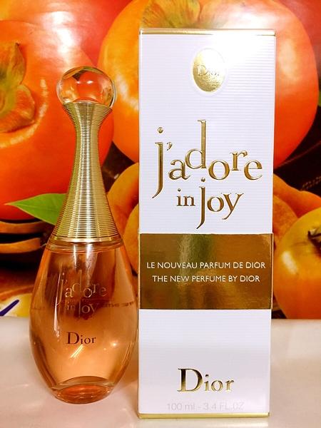 Dior 迪奧 J'adore in joy 愉悅淡香水(100ml) 全新正盒裝百貨公司專櫃貨
