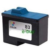LEXMARK 環保墨水匣 18L0042 (83) 彩色 適用:X5150/X5190/X6150/X6170/X6190/Z55/Z55se/Z65/Z65N墨水夾