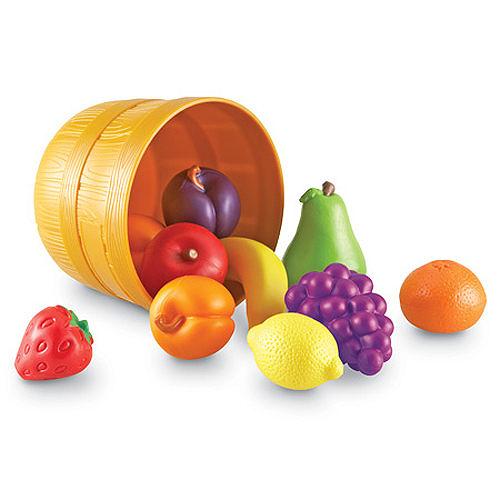 【美國教學資源 Learning Resources】小小手 水果籃 LER9720
