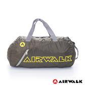 AIRWALK 小型旅行袋隨身包 -灰色 A615300511