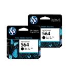 【二黑組合】HP NO.564 564 黑色 原廠墨水匣 盒裝 適用3070A 4610 4620 5520等