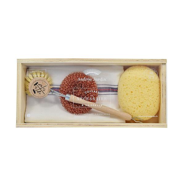 法國Andrée Jardin 餐具清潔四件禮盒組
