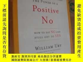 二手書博民逛書店The罕見Power of a Positive No.:How