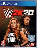 現貨中 PS4遊戲 WWE 2K20 美國勁爆職業摔角 英文亞版【玩樂小熊】