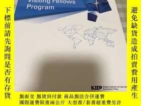 二手書博民逛書店2016罕見klep visiting fellows prog