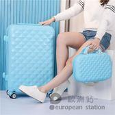 行李箱/拉桿箱女子母箱萬向輪20寸密碼箱