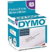 [9美國直購] 標籤紙 DYMO Authentic LW Mailing Address Labels Label (1-1/8吋 x 3-1/2吋), 2 Rolls of 350
