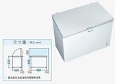 «贈安裝/0利率»Panasonic 國際牌175L 1級能效R600a 4星級臥式冷凍櫃 NR-FC208-W【南霸天電器百貨】