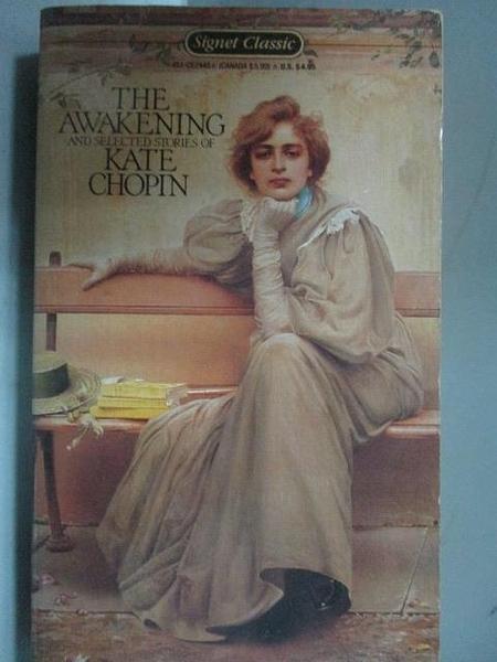 【書寶二手書T5/原文小說_KDG】The Awakening and..._Kate Chopin
