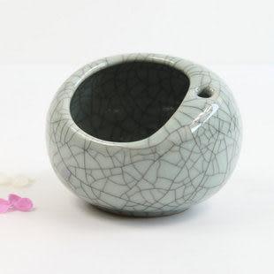 創意古典龍泉青瓷煙灰缸