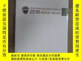 二手書博民逛書店外文書罕見CHIAN BANKING REGULATORY COMMISSION 2016 ANNUAL REPO