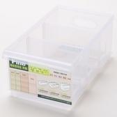 FINE 隔板整理盒 附輪 淺型款 4.7L LF2004 30.5x16.8x12