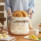腸粉機 家用小型迷你早餐機多功能電蒸鍋早餐腸粉蒸機抽屜式 快速出貨