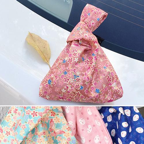 手提包 帆布包 手提袋 環保購物袋--手拿包【SPST06】 ENTER  08/24