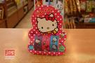 Hello Kitty 凱蒂貓 裝飾紙膠帶 揮手 點點桃 內含3捲 957328