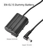 (DC5521接頭) Kingma DR-ENEL15 假電池 模擬電池 dummy battery for Nikon EN-EL15