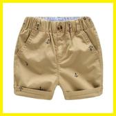 男童短褲中褲子2019夏裝新款韓版童裝寶寶兒童外穿薄款