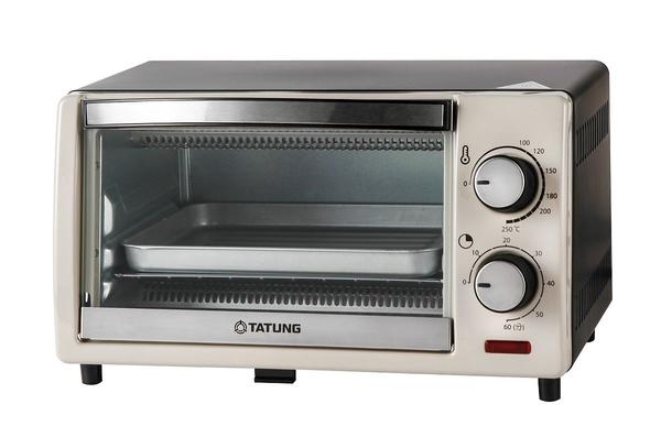【中彰投電器】大同(9L)電烤箱,TOT-904A【全館刷卡分期+免運費】60分鐘定時功能~