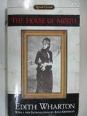 【書寶二手書T1/原文小說_ALZ】The House of Mirth_Rdith Wharton