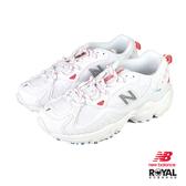 New balance 703 白色 網布 運動休閒鞋 女款 NO.J0311【新竹皇家 WL703BCB】