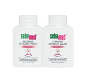 施巴sebamed 護潔露pH3.8一般型200ml 兩入組