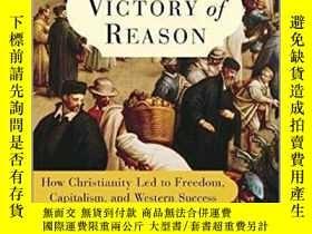 二手書博民逛書店The罕見Victory Of Reason: How Chri