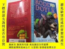二手書博民逛書店Rover罕見Saves Christmas:羅孚拯救聖誕節Y212829