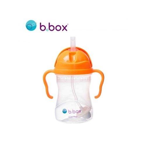 澳洲 b.box 二代升級版防漏水杯240ml/8oz(亮橘)[衛立兒生活館]