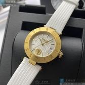 VERSUS VERSACE凡賽斯女錶34mm白色錶面白錶帶