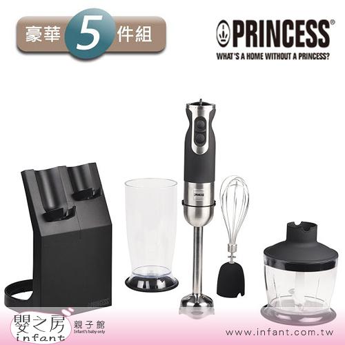 【嬰之房】PRINCESS荷蘭公主 手持式豪華型攪拌棒-5件組