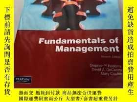 二手書博民逛書店Fundamentals罕見of Management, Seventh EditionY284058 Ste