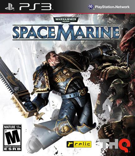 PS3 Warhammer 40,000: Space Marine 戰鎚:星際戰士(戰鎚:殺無雙)(美版代購)