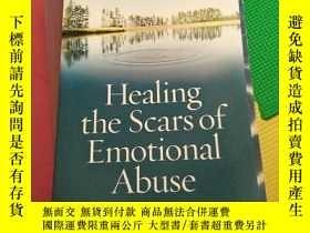 二手書博民逛書店Healing罕見the Scars of Emotional