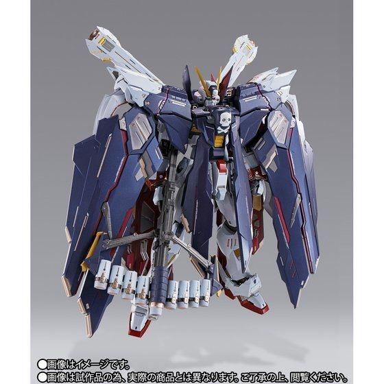 預購4月 日魂限定 METAL BUILD 骷髏鋼彈X1 全覆式披風裝甲版 海盜鋼彈 骨鋼
