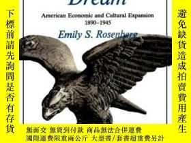 二手書博民逛書店Spreading罕見The American DreamY364682 Emily Rosenberg Hi