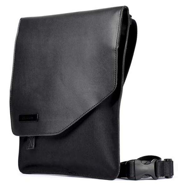 【東門城】OCTOPUSS THUNDER 防水機能簡易小肩背包(黑)