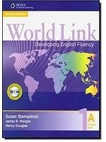 二手書《World Link, 2/e Level 1 : Combo Split 1A Student Book with Student CDROM》 R2Y ISBN:9781424066780