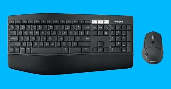 羅技 MK850 Performance 多工無線鍵盤滑鼠組