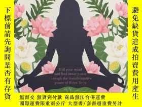 二手書博民逛書店Everyday罕見Yoga Meditation: Still