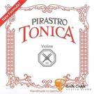 Pirastro 小提琴弦 ▷ 小提琴套弦 4/4 專用 Pirastro Tonica