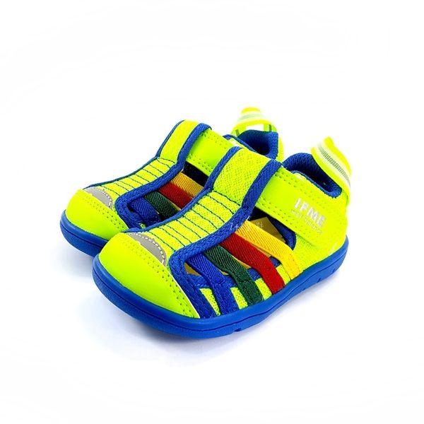小童 日本 IFME 寶寶運動防水機能涼鞋《7+1童鞋》B462黃色