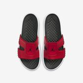 Nike Jordan Hydro 8 [CD2803-601] 男鞋 運動 涼鞋 拖鞋 輕便 日常 排水 穿搭 紅 黑
