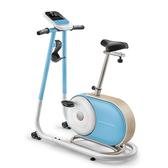 喬山 HORIZON Citta系列 BT5.0 直立式健身車/桌面|天空藍款