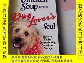 二手書博民逛書店Chicken罕見Soup for the Dog Lover s Soul: Stories of Canine
