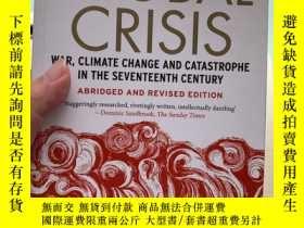 二手書博民逛書店Global罕見Crisis: War, Climate Change and Catastrophe in th
