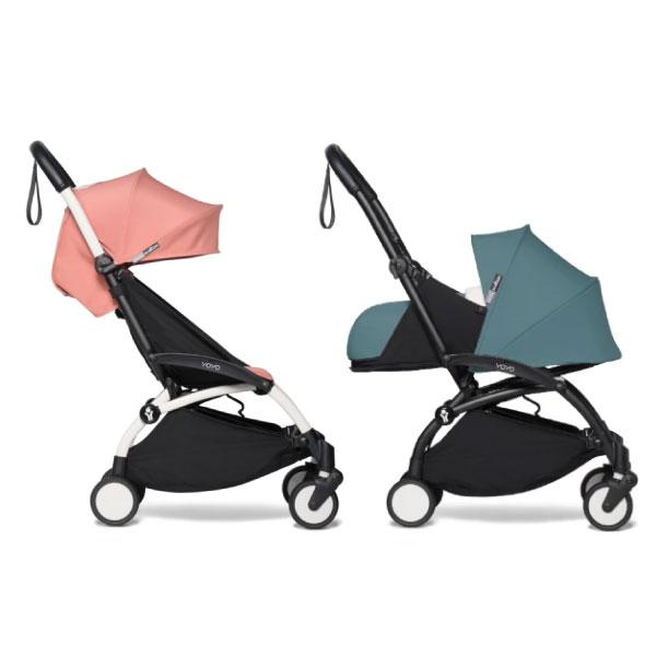 法國 BABYZEN YOYO2 嬰兒手推車(6m+&新生兒套件)(8色可選)